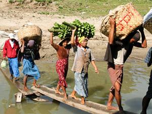 gezondheid op reis, Myanmar