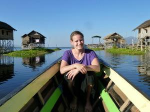 Myanmar vervoer per water