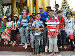 Myanmar excursies