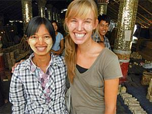 einde reizen Birma