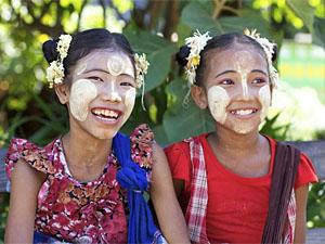 Myanmar bouwstenen, Zuid Birma