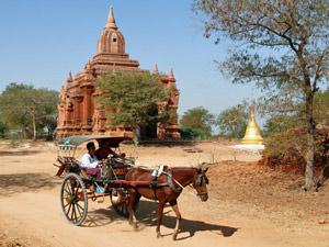 reizen naar Birma