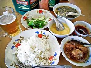 rondreis-myanmar-eten