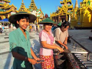 rondreizen Birma: Yangon