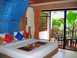 Thailand strand stijl kamer