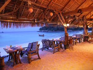Zuid-Thailand strand, Myanmar reis