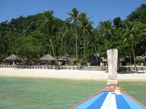 Myanmar combineren met Thailand strand