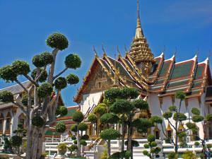 Myanmar combineren met Bangkok