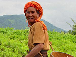 Myanmar trekking naar Inle Lake