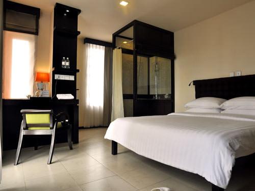 yangon hotelkamer