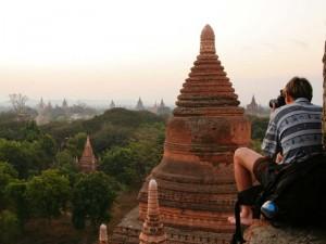 Bagan Myanmar vakantie