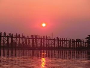 Brug Myanmar vakantie