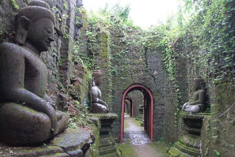 Myanmar vakantie buddha