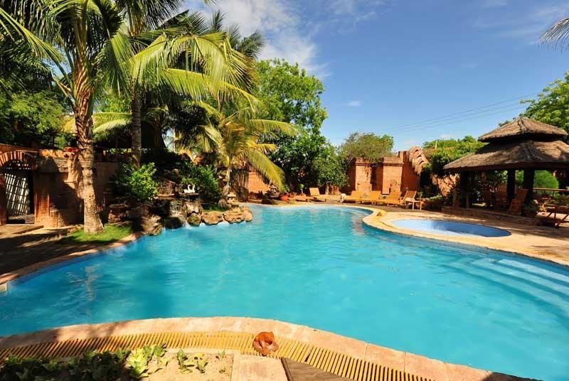 Hotel vakantie Myanmar