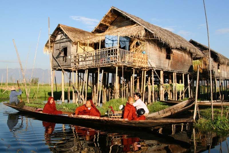 Myanmar vakantie Inle Lake
