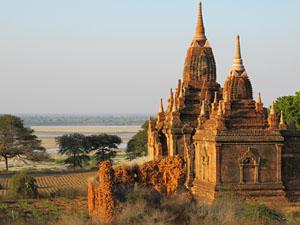 Zomer Myanmar reis - Bagan