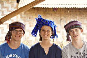 reisverslag Myanmar familie op reis
