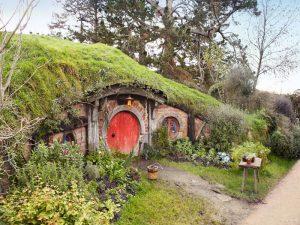 Hobbiton Neuseeland Matamata Waikato Hobbits