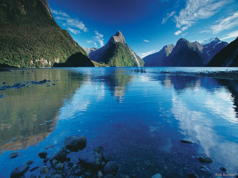 Milford Sound - Australien Neuseeland Rundreise