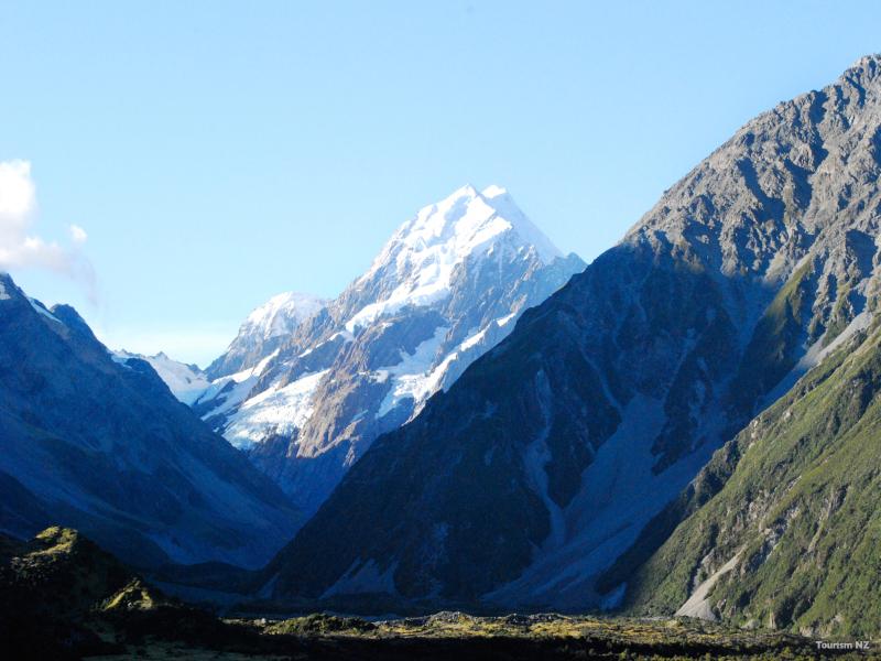 Mount Cook - kombireise Neuseeland und Australien