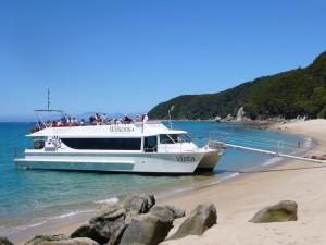 3 Wochen Neuseeland: Bootstour im Abel Tasman Nationalpark