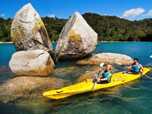 Neuseeland-abel-tasman-split-apple-rock