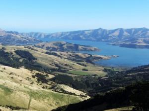Neuseeland-akaroa-panorama