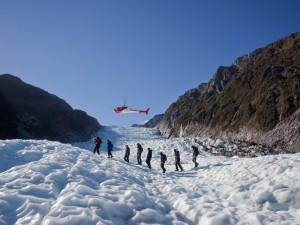 Gletscherwanderung am Fox Gletscher - Neuseeland Gruppenreise