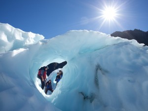 Neuseeland-Südinsel-fox-gletscher-gruppe-loch