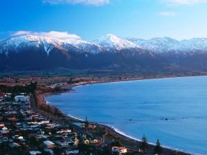 © Rob Suisted - Kaikoura - Neuseeland Gruppenreise