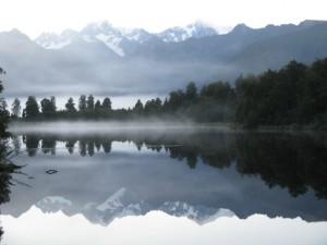 Neuseeland-lake-matheson