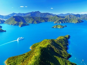 3 Wochen Neuseeland - Marlborough Sounds