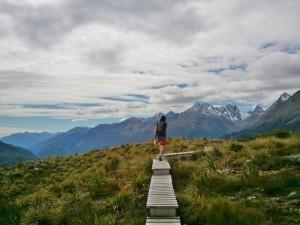Neuseeland Trekking durchs Fjordland