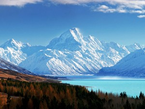 Erkunden Sie den Mount Cook Nationalpark