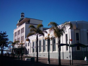 Gebäude im Art-Deco Stil