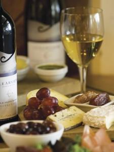 Dreigängiges Dinner mit neuseeländischen Weinen