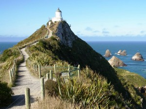 Neuseeland-otago-nugget-point-sonne