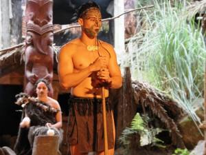 Maori in Rotorua