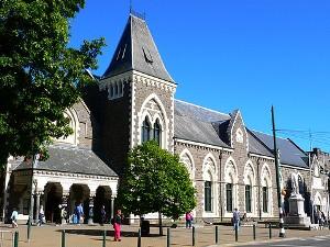 Alte Kathedrale von Christchurch