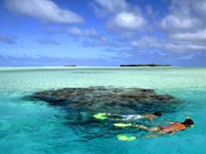 Schnorcheln im Riff