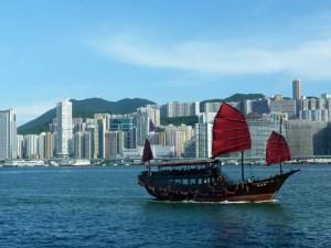 dschunke-hongkong