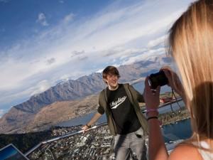 3 Wochen Neuseeland Bob's Peak