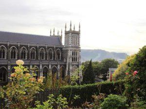 Neuseeland-dunedin-kathedrale-ausblick