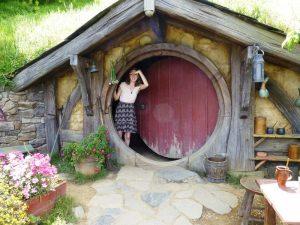3 Wochen Neuseeland Reiseroute Hobbiton