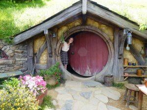 Wohnung in Hobbiton Neuseeland