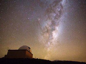 Sternenhimmel am Lake Tekapo