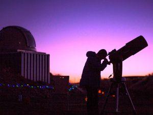 Observatorium am Lake Tekapo