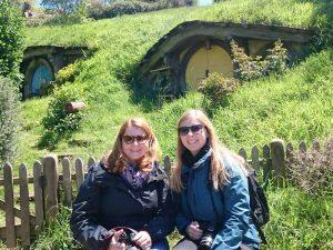 Zu Besuch in Hobbiton