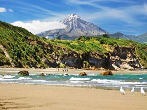 Mount Taranaki in New Plymouth