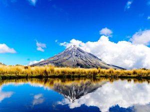 See am Mount Taranaki